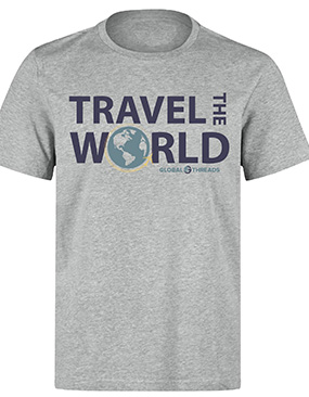 Travel The World Tee