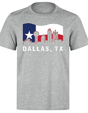 Dallas-Shirt