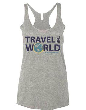 Travel The World Tank